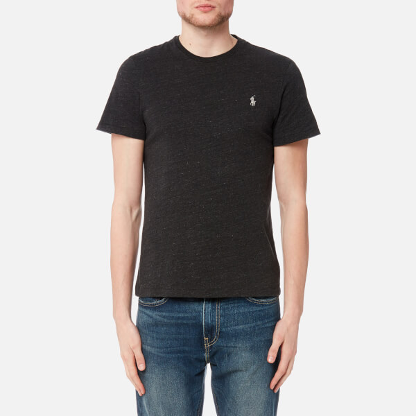 Polo Ralph Lauren T-shirt basique - black marl heather