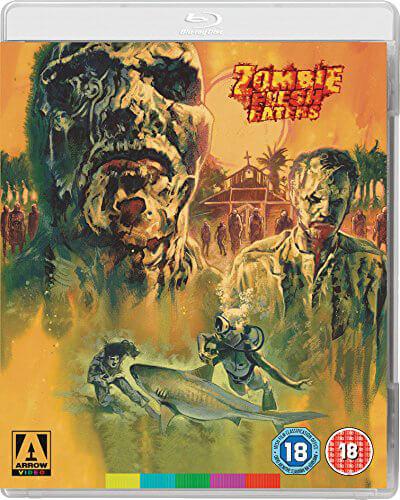 Zombie Flesh Eaters Blu Ray Zavvi