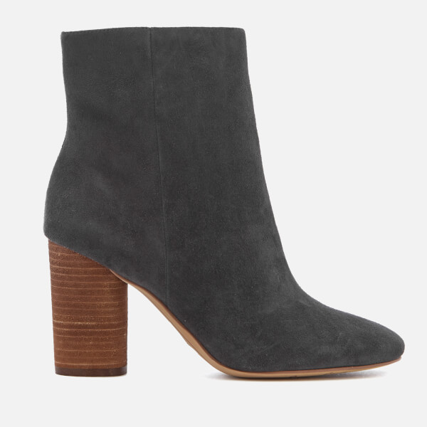 Sam Edelman Women's Corra Suede Heeled Ankle Boots - - US 7/UK 5 QVYjX0IgXy