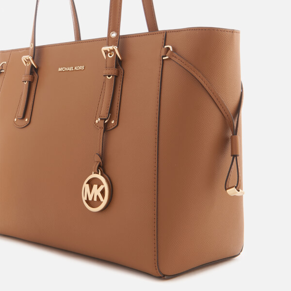 9930898b32 MICHAEL MICHAEL KORS Women s Voyager Medium Tote Bag - Acorn  Image 4