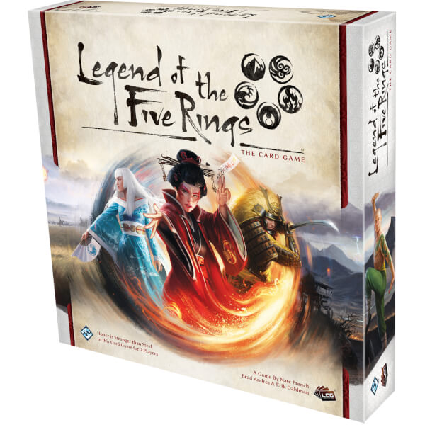 Legend Of The Five Rings The Card Game Core Set