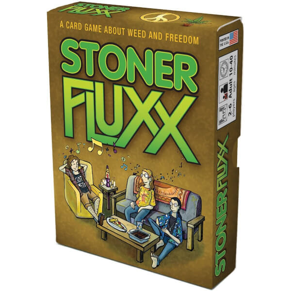 Stoner Fluxx Game