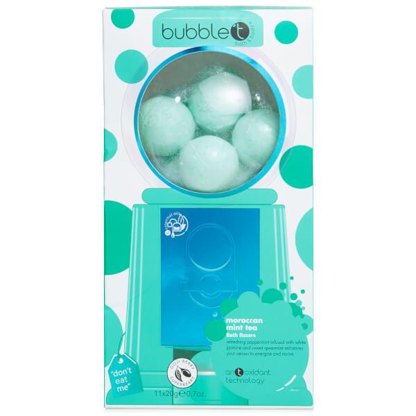 Bubble T Candy Machine Bath Fizzers - Green 200g | Free Shipping ...