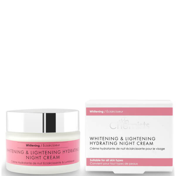 skinChemists London Whitening and Lightening Hydrating Night Cream 50ml