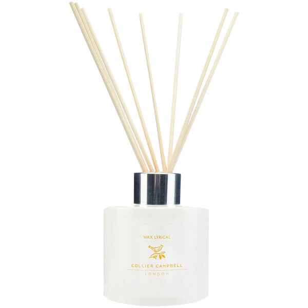 Collier Campbell Vanilla and Amberwood Reed Diffuser 100ml