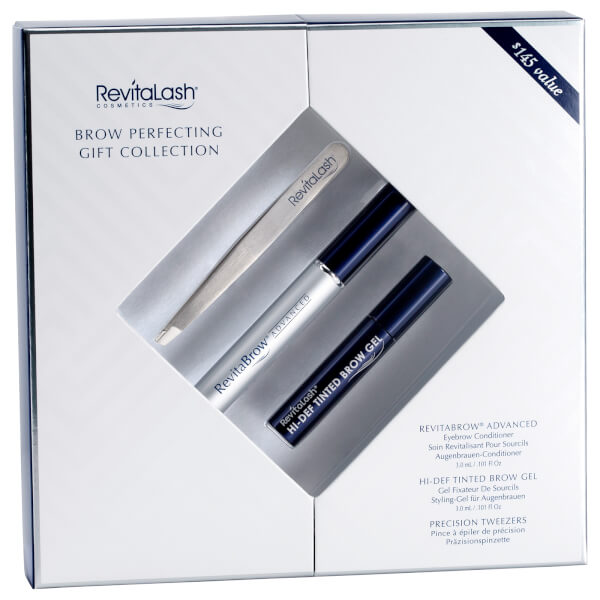 RevitaLash Brow Perfecting Gift Collection (Worth $164)