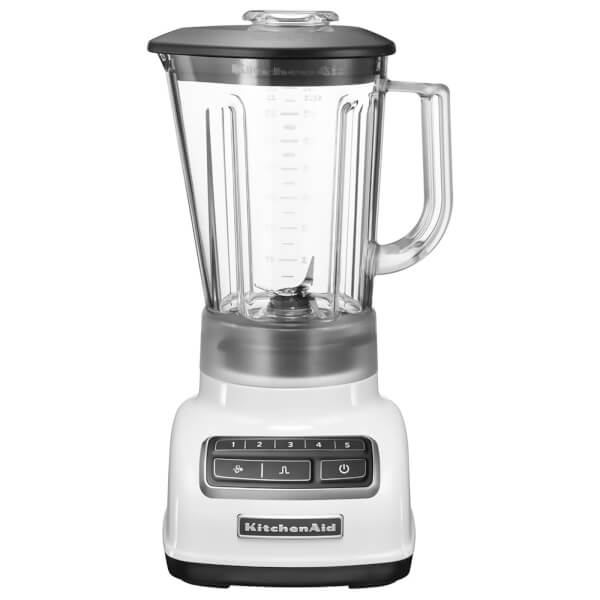 kitchenaid 5ksb1565bwh classic blender white homeware. Black Bedroom Furniture Sets. Home Design Ideas