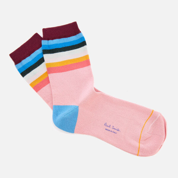 PS by Paul Smith Women's Cindy Signature Strip Socks - Multi