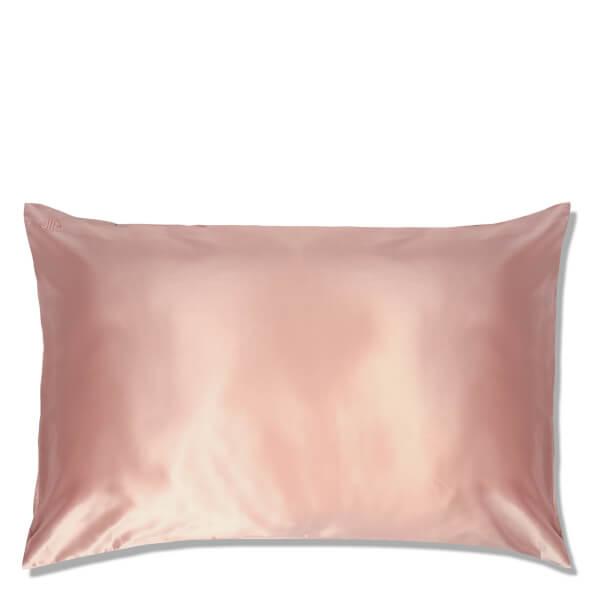 Slip Silk Pillowcase - Queen - Pink