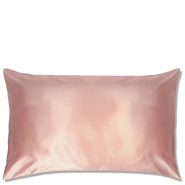 Slip Silk Pillowcase King - Pink