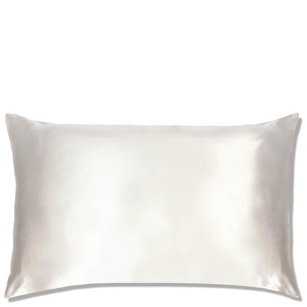 Slip Silk Pillowcase King - White
