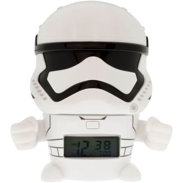 BulbBotz Star Wars Stormtrooper Clock