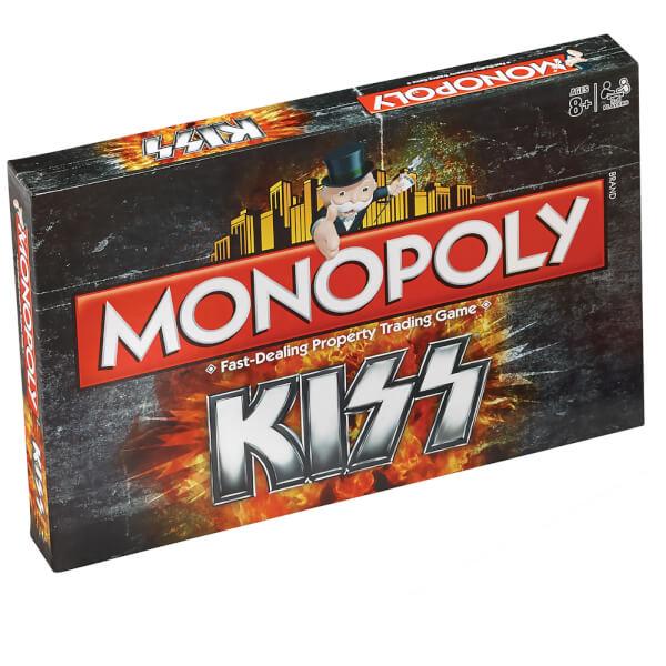 Monopoly - KISS Edition
