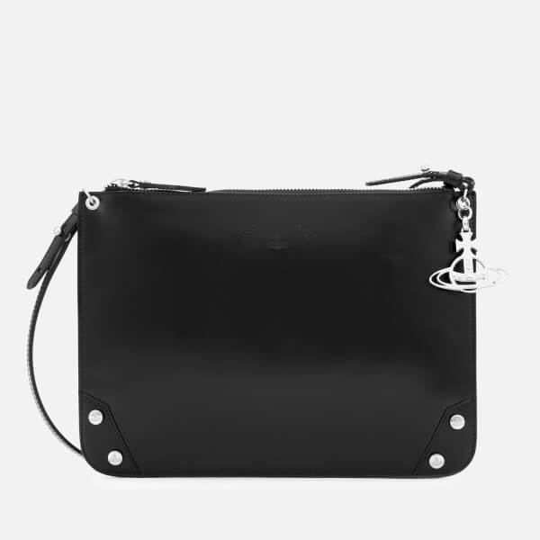 Vivienne Westwood Women's Sarah Purse with Zip - Black