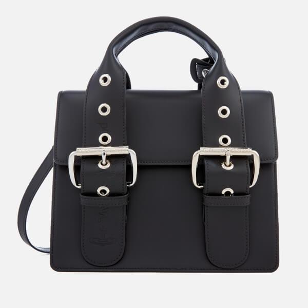 Vivienne Westwood Women's Alex Medium Handbag - Black
