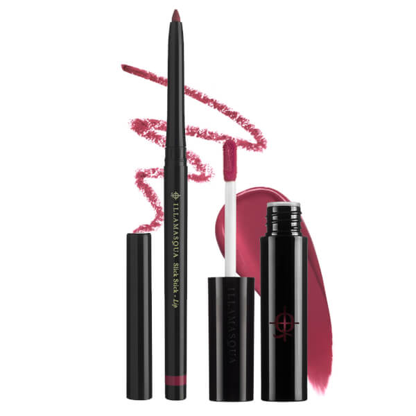 Lip Set - Deep Pink (Worth £38.50)