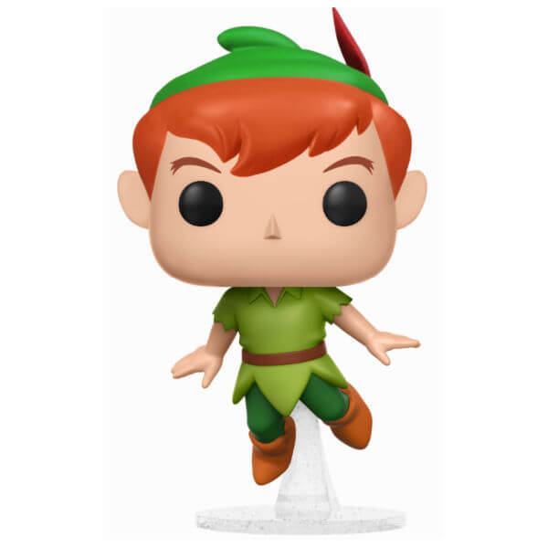 Disney Flying Peter Pan EXC Pop! Vinyl Figure