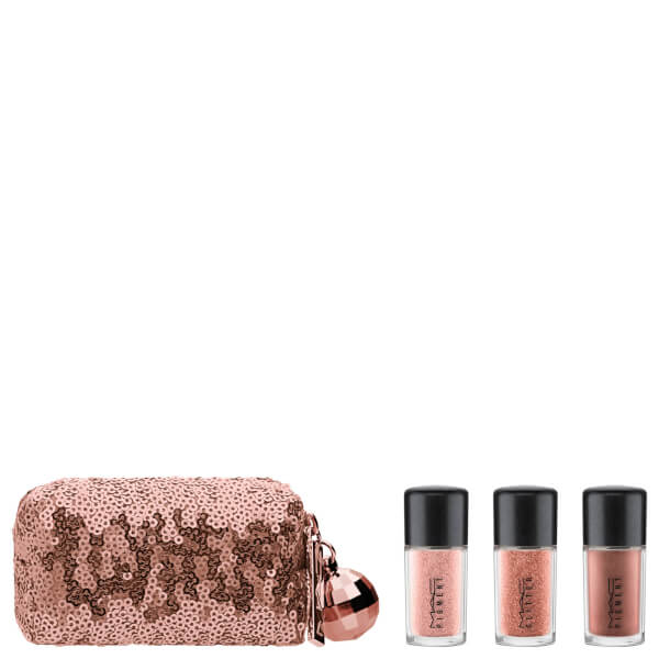 MAC Snow Ball Pigment & Glitter Kit - Pink