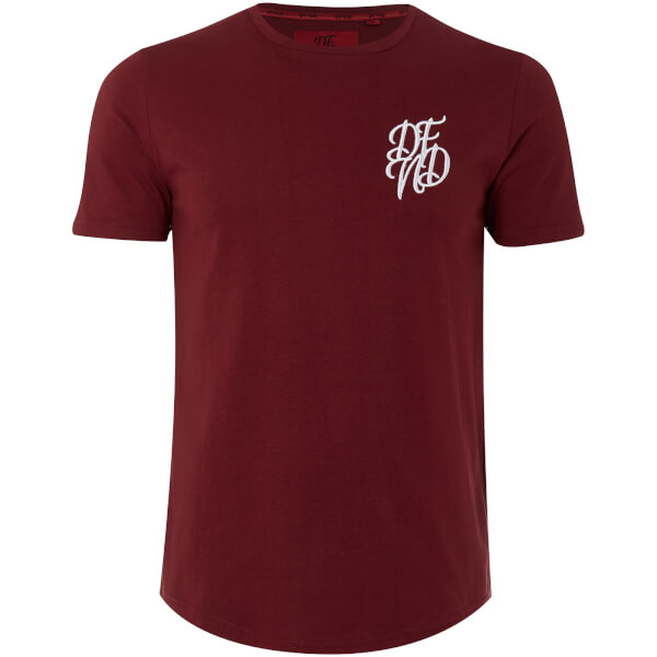 DFND Men's Base T-Shirt - Burgundy