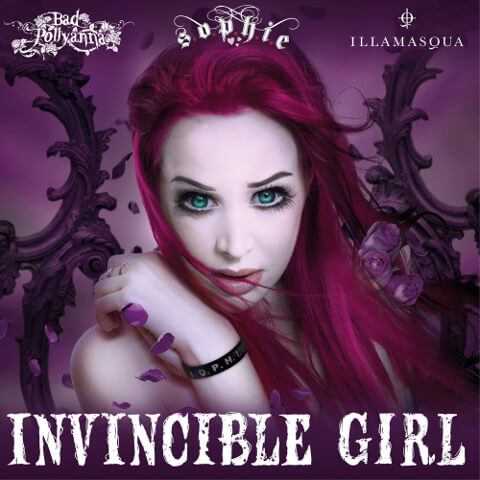 Invincible Girl CD
