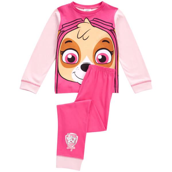 Paw Patrol Girls' Skye Novelty Pyjamas - Pink