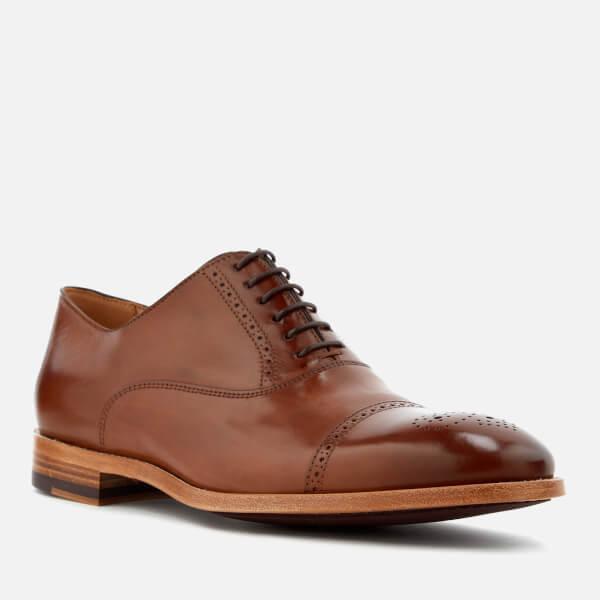 Paul Smith Men's Bertin Leather Brogue Toe Oxford Shoes - - UK 10 I9qkjT