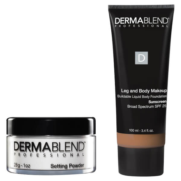 Dermablend Tattoo Coverage Set - 45W Tan Honey