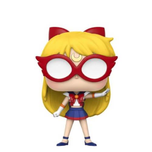 NYCC 17 Sailor Moon Sailor V EXC Pop! Vinyl Figure