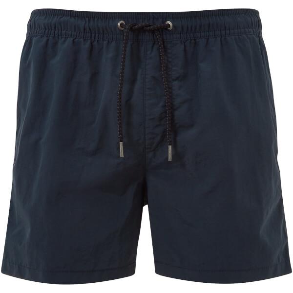 Jack & Jones Originals Men's Sunset Swim Shorts - Black Iris
