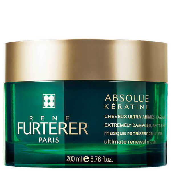 René Furterer Absolue Keratine Ultimate Renewal Mask 200ml