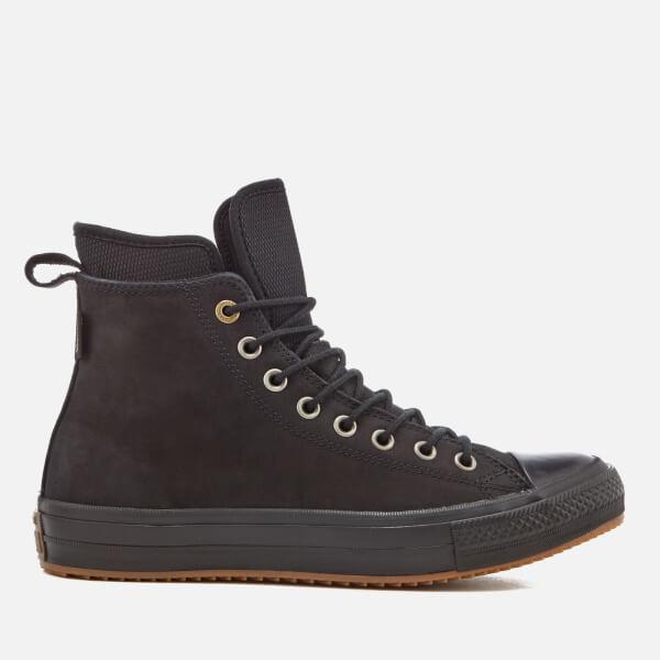 0046f3f7fbf02d Converse Men s Chuck Taylor All Star Waterproof Boots - Black Black Gum