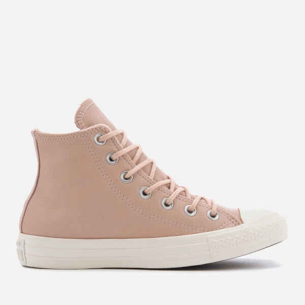 78ded6fe0983 Converse Women s Chuck Taylor All Star Hi-Top Trainers - Dusk Pink Dusk Pink