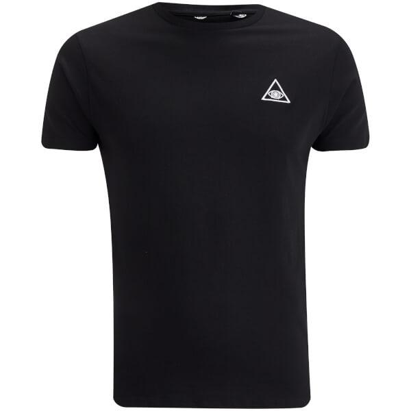 Brave Soul Men's Eye T-Shirt - Black