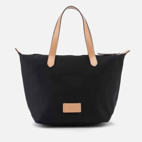Radley Women's Pocket Essentials Small Ziptop Crook Bag - Black
