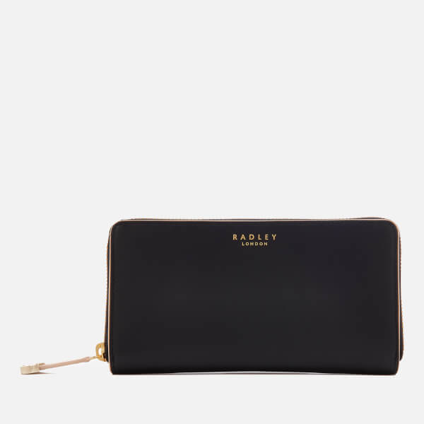 Radley Women's Arlington Street Large Zip Around Matinee Purse - Black
