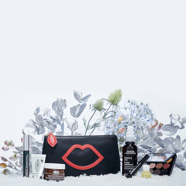 Lulu Guinness X lookfantastic Makeup Bag (Worth £191.00)