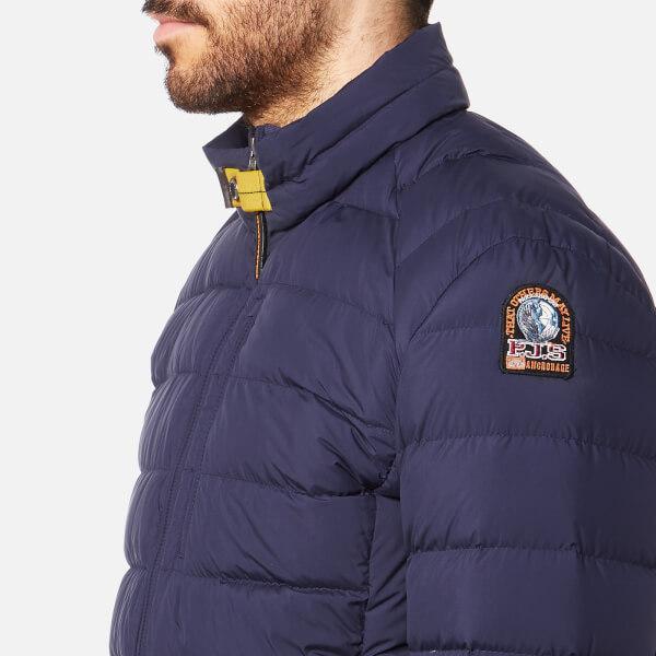 ... parajumpers mens ugo padded jacket cobalt image 5