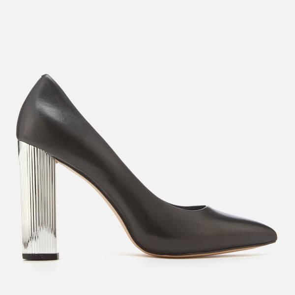 1fa665bc0726 MICHAEL MICHAEL KORS Women s Paloma Patent Court Shoes - Black  Image 1