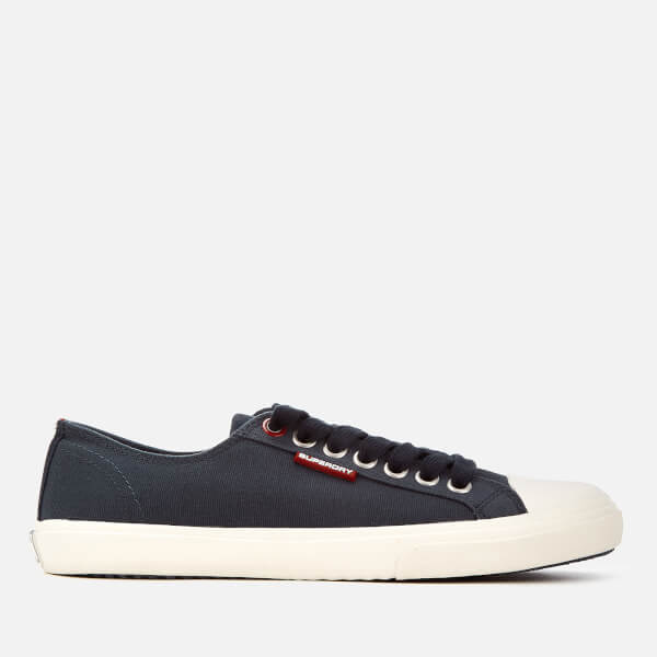 Superdry Men's Low Pro Sneakers - Dark Navy