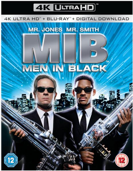 Men In Black (1997) - 4K Ultra HD
