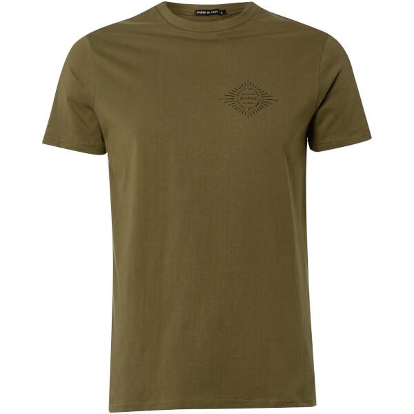 Friend or Faux Men's Ginko T-Shirt - Khaki