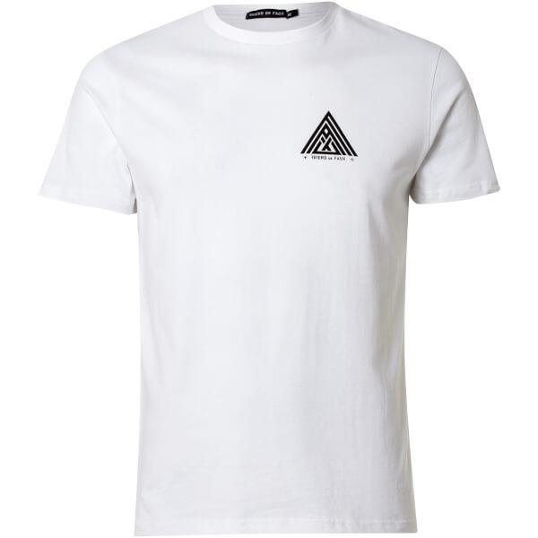Friend or Faux Men's Possesed T-Shirt - White