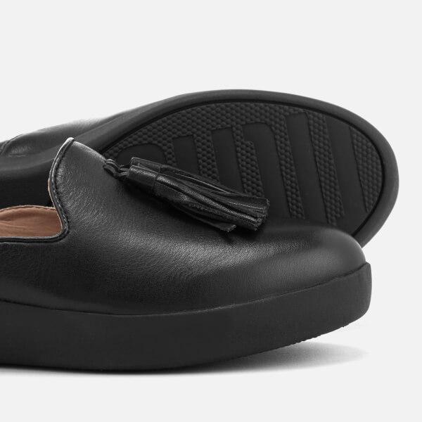 e4cd97806702f FitFlop Women s Tassel Superskate D Orsay Loafers - Black  Image 4