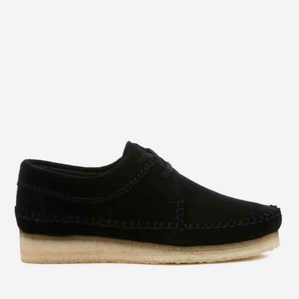 Clarks Women's Weaver Suede Shoes - - UK 3