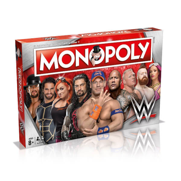 Monopoly - WWE 2017 Edition