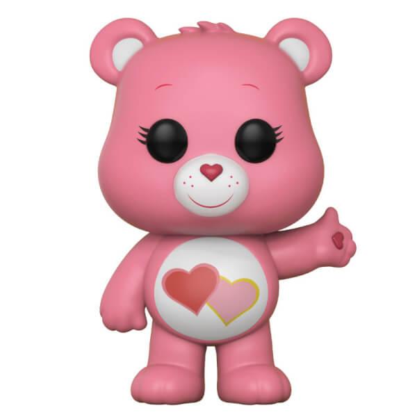 Care Bears Love-A-Lot Bear Pop! Vinyl Figure