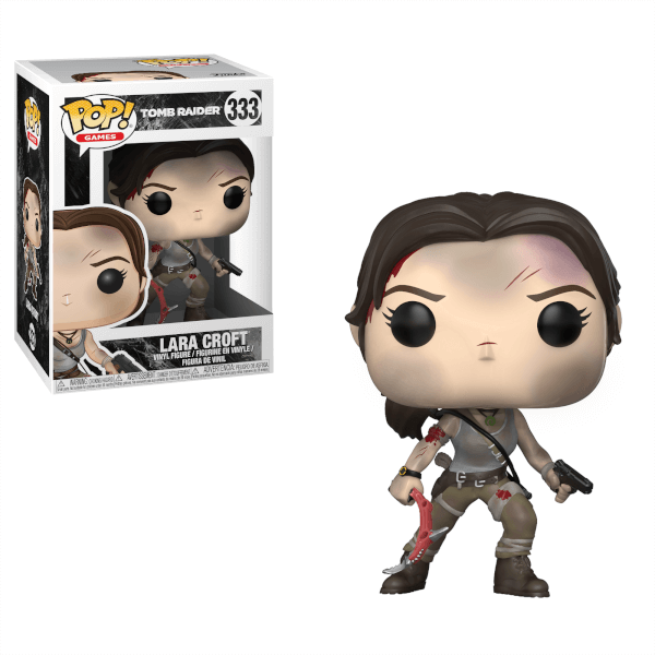 Tomb Raider Lara Croft Pop! Vinyl Figure