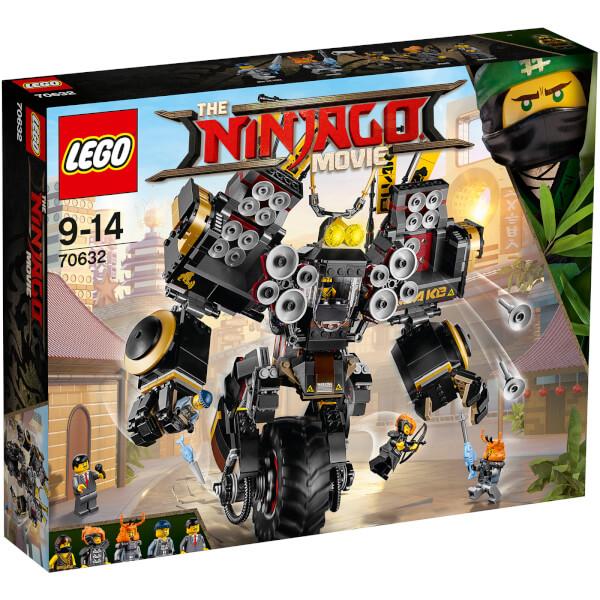 The LEGO Ninjago Movie: Quake Mech (70632)