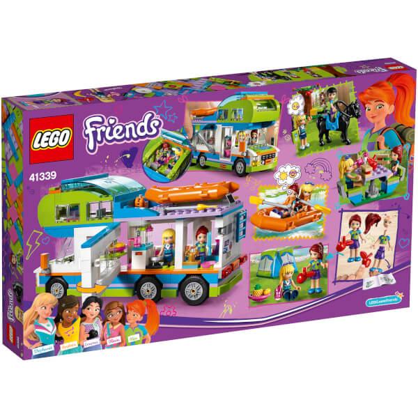 LEGO Friends: Mia's Camper Van (41339) Toys | Zavvi Australia