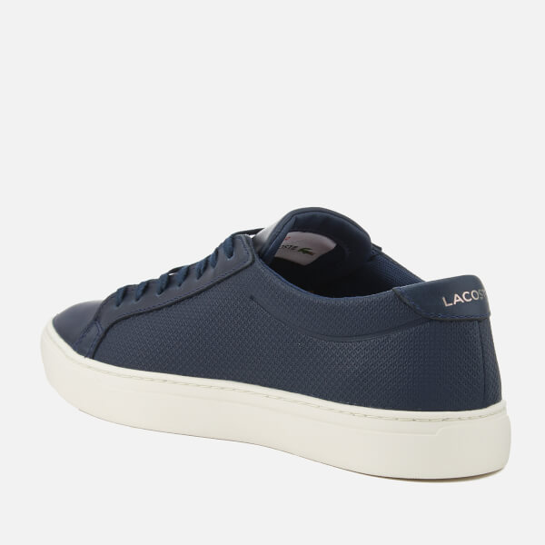 Lacoste Men's L.12.12 113 Leather Cupsole Trainers - /Off White - UK 10 XTjxL
